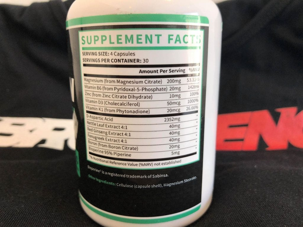 Testogen Review - A Test Booster That Works?