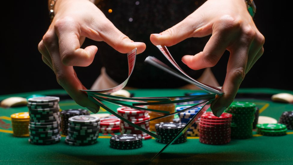 Transgressions Of Online Casino
