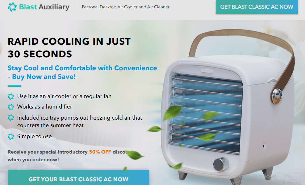 Techniques To Desktop Computer Anionic Air Conditioning