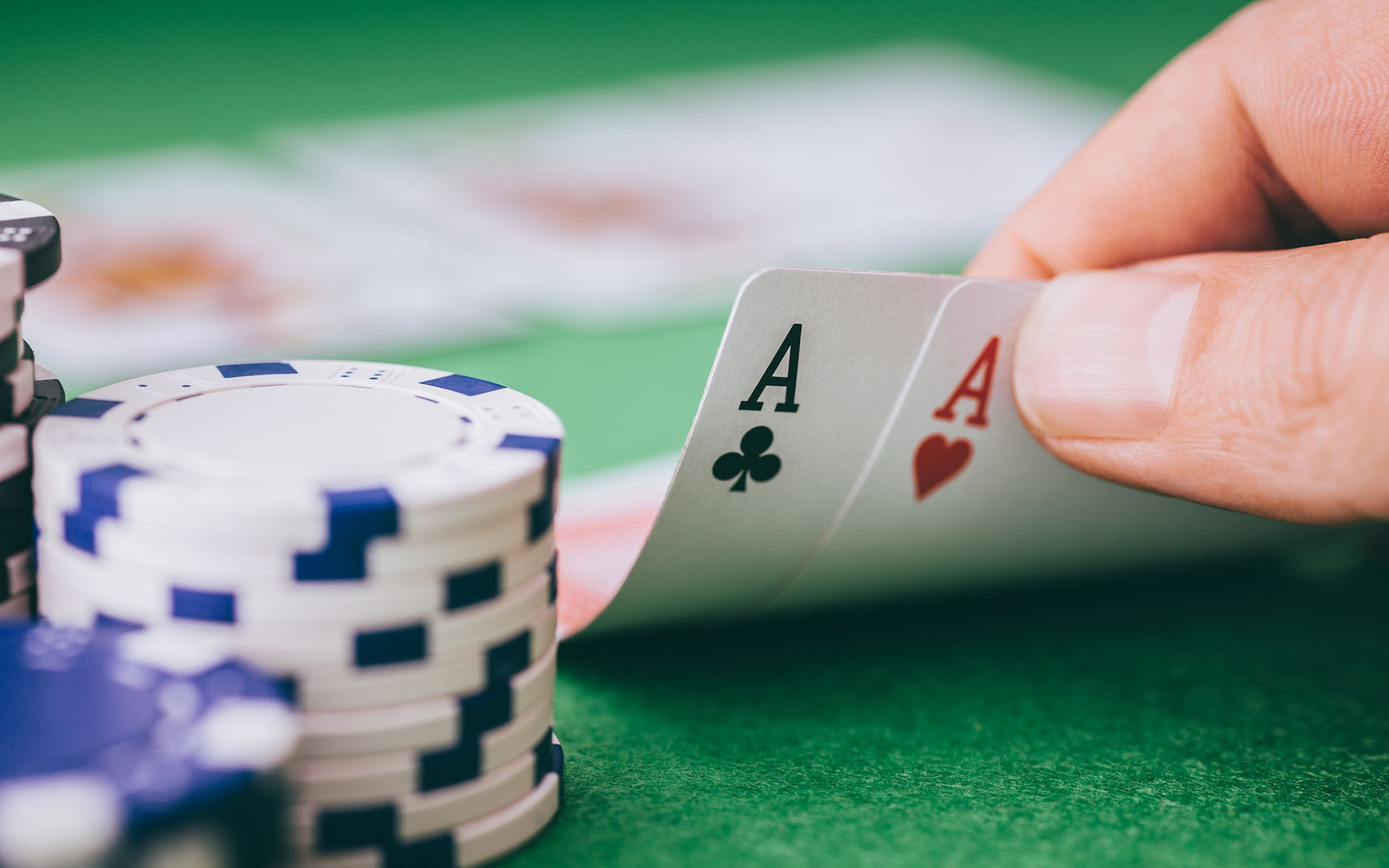 Nine Reasons To Love Your New Gambling
