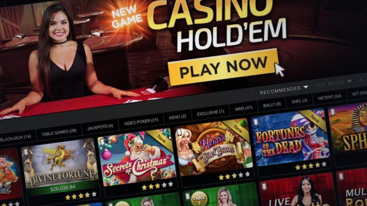 Why Casino Is A Tactic Not A technique