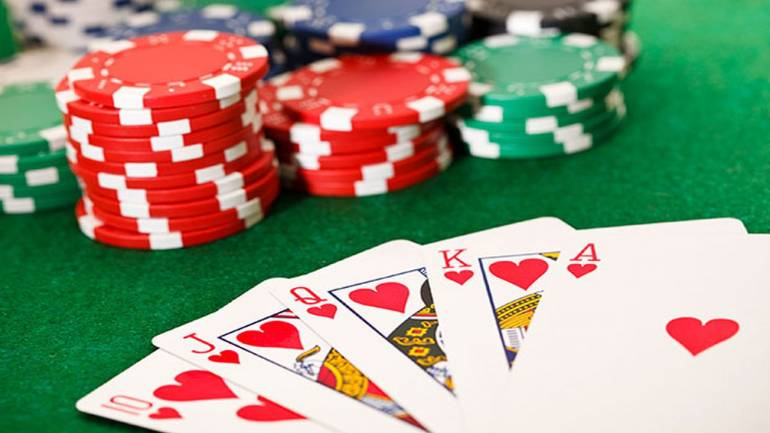 Online Gambling: A listing of 11 Issues That'll Put You In a very good Temper